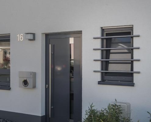 Kellerfenster Einbruchschutz