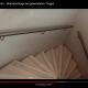 gewendelte treppe montage handlauf