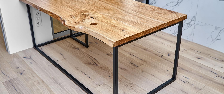 Möbel aus stahl